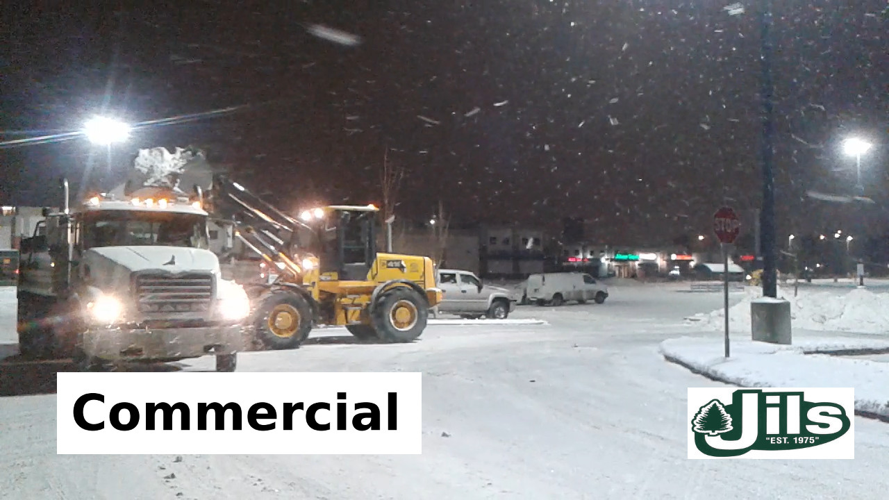 commercial snow removal #2